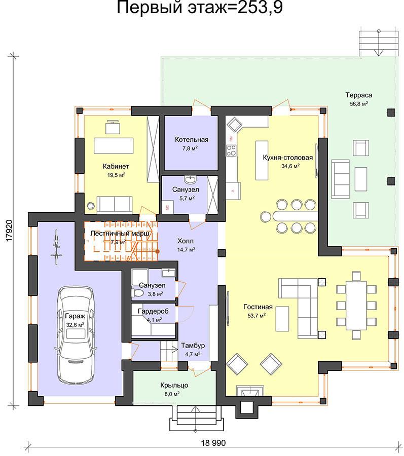 K-103 элитный дом