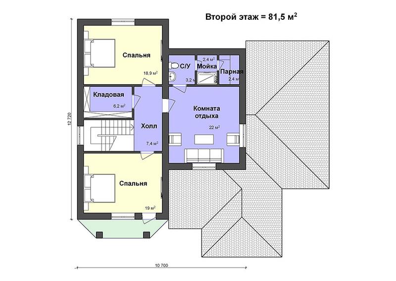 K-53 комфортный дом