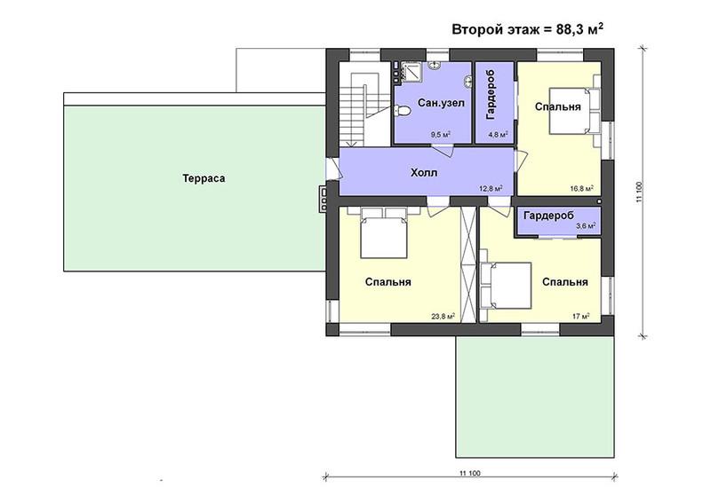 K-57 комфортный дом