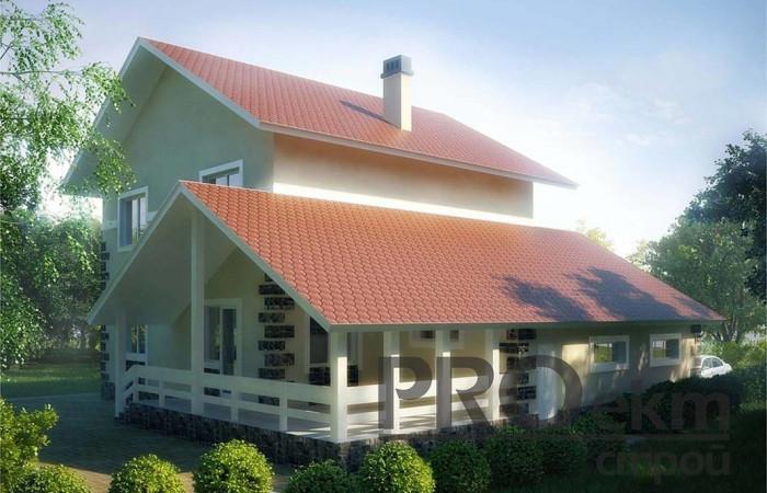 K-41 компактный дом