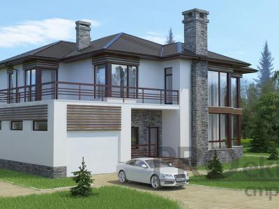 Дома от 350 кв.м