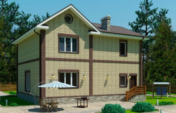 K-39 компактный дом