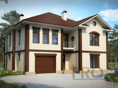 Дома 150 - 250 кв.м